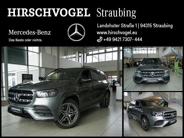 Mercedes-Benz GLS 400 d 4M AMG-Line+Night+AIRMATIC+DISTRON+AHK, Jahr 2021, Diesel