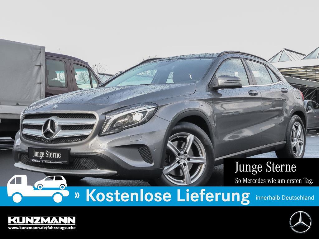 Mercedes-Benz GLA 250 Style Navi LED PanoramaSD SitzkomfortP., Jahr 2015, Benzin