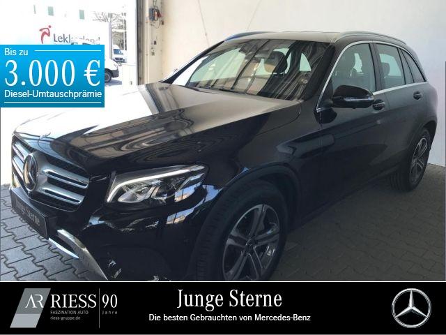 Mercedes-Benz GLC 350 d 4M Fahrassi Comand 360° LED 18'' 9Gang, Jahr 2018, Diesel