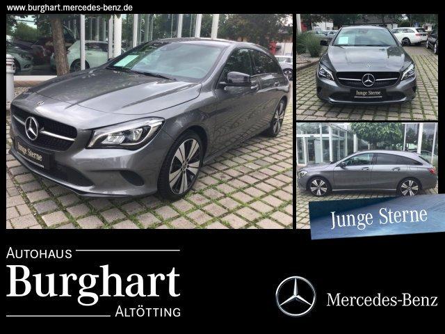 Mercedes-Benz CLA 180 Shooting Brake Urban/Night/Business/AHK, Jahr 2018, Benzin