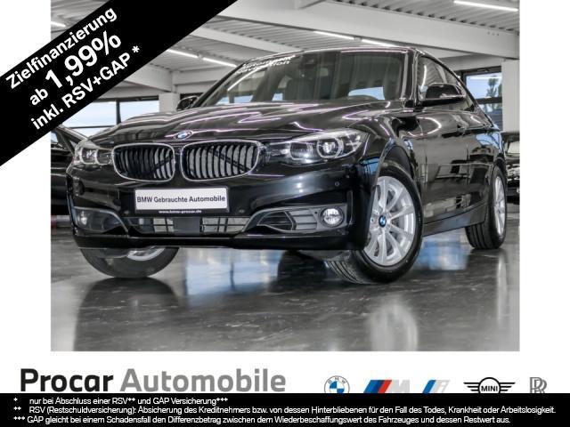 BMW 330 Gran Turismo GT Advantage Aut NavPro ACC Alarm, Jahr 2017, Benzin