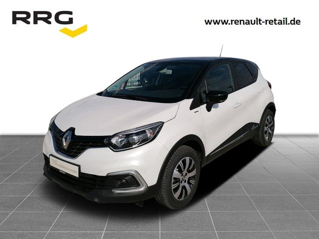Renault Captur TCe 90 Limited Deluxe Navi + Winterreifen, Jahr 2019, Benzin