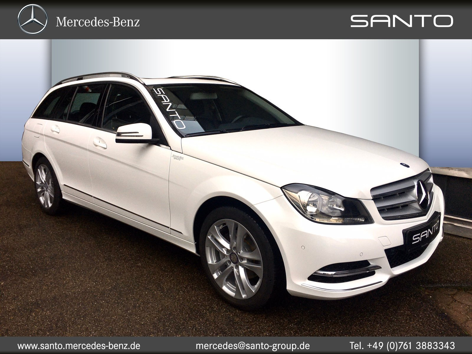 Mercedes-Benz C 250 T AVANTGARDE + NAVI + PANO +AUTOMATIK+ PDC, Jahr 2013, Benzin