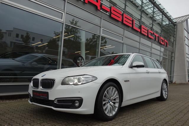BMW 525 d Touring Luxury E6 HUD/AHK/DIG:TACHO/NAVI, Jahr 2015, Diesel