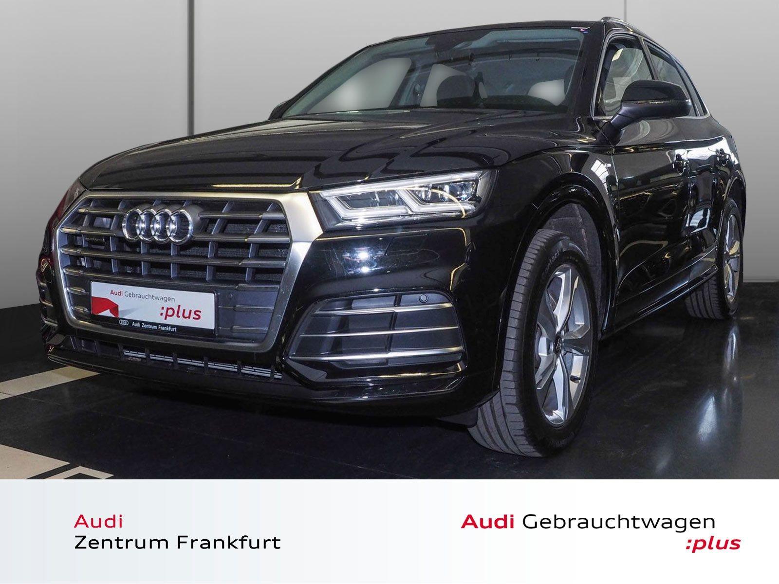 Audi Q5 40 TDI Sport quattro S tronic S line LED Navi Sitzheizung Tempomat, Jahr 2019, Diesel