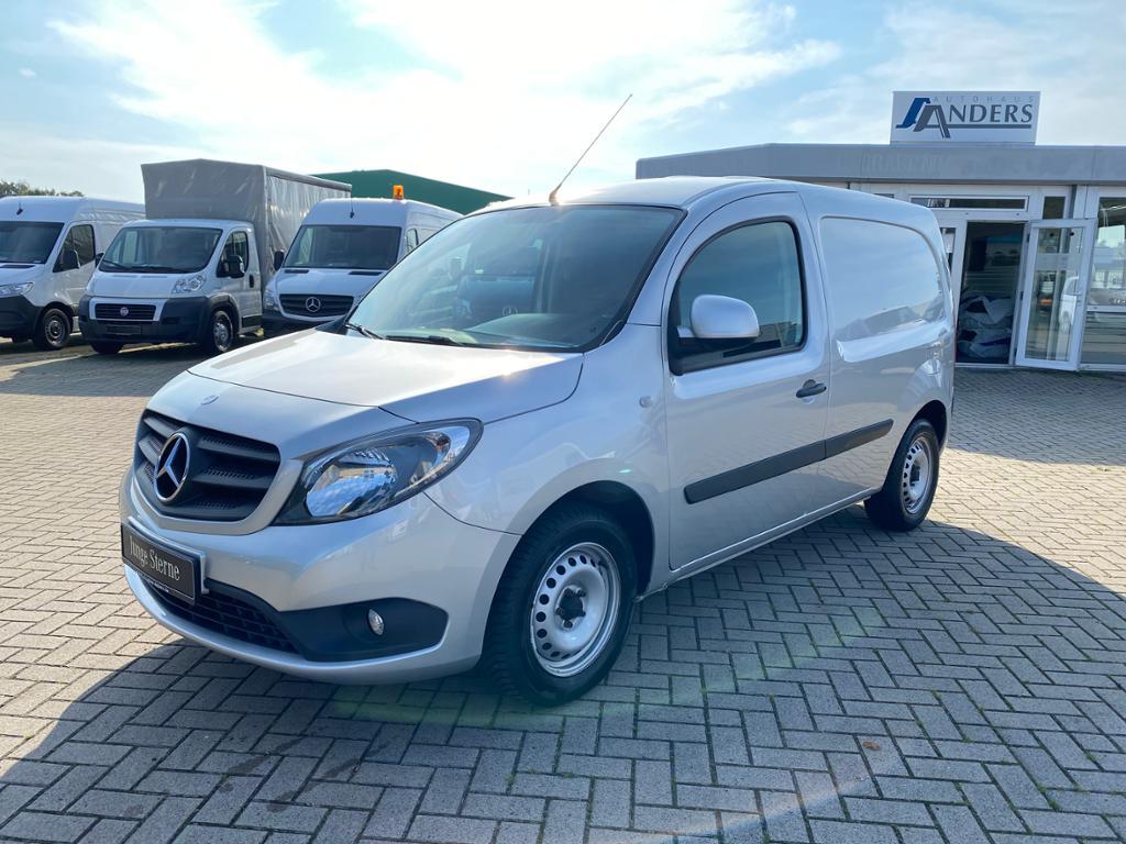 Mercedes-Benz Citan 108 KA /L Klima*Lack-P.*24M-Garantie, Jahr 2016, Diesel