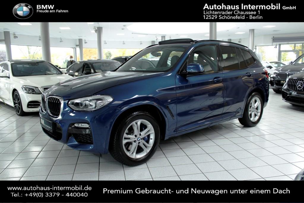 BMW X3 xDrive30i M Sport LED*H-Up*Pano*Kamera*Memory, Jahr 2020, Benzin