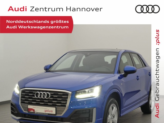 Audi Q2 Sport 35 TDI, S-line Exterieur, Pano, LED, virtual Cockpit, Jahr 2020, Diesel