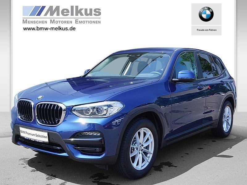 BMW X3 xDrive20i Advantage LED LiveCockpitPlus Parkassistent Shz, Jahr 2020, Benzin