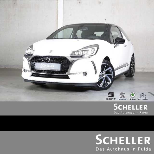DS Automobiles DS 3 1.2 PureTech 110 SoChic Stop&Start, Jahr 2016, Benzin