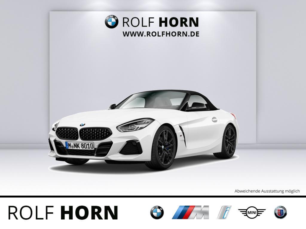 BMW Z4 M40i Cabrio M Sporpaket H&K LED HUD 19''M PDC, Jahr 2019, Benzin