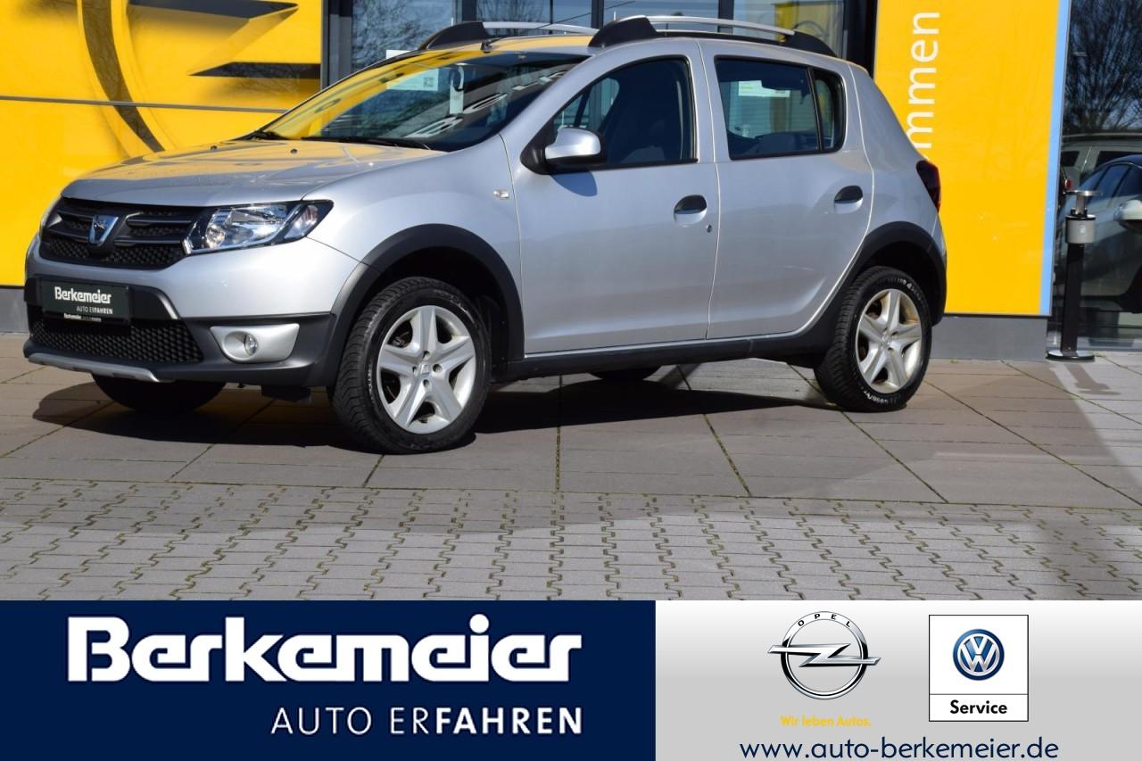 Dacia Sandero II 0.9 Stepway Prestige Navi/Allwetter/Parkpilot, Jahr 2013, Benzin