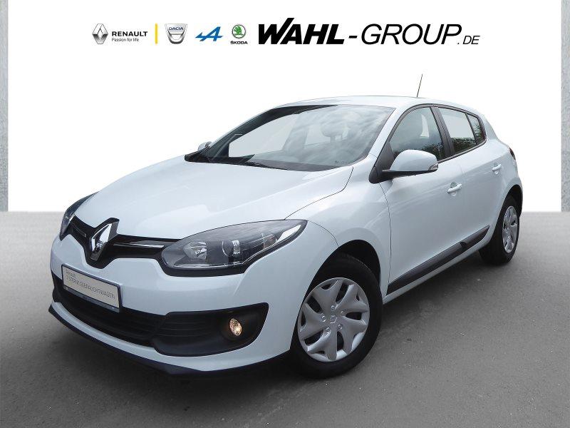 Renault Megane 1.6 16V 110 Authentique, Jahr 2015, Benzin
