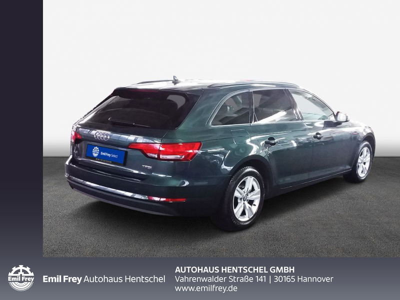 Audi A4 Avant 1.4 TFSI, AHK elektr.,, Jahr 2017, Benzin