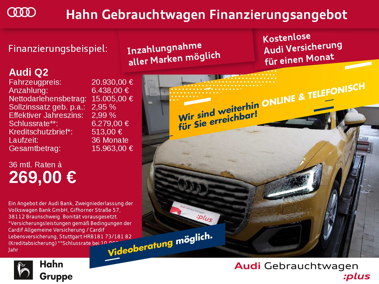 Audi Q2 Sport 1.6TDI Navi LED CAM Sitzh Einpark Klima Tempo, Jahr 2017, Diesel