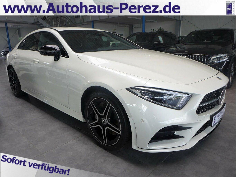 Mercedes-Benz CLS 450 4M 9-G AMG NIGHT COMAND-BEAM-DISTR-SD, Jahr 2019, Benzin