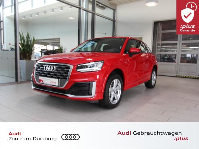 Audi Q2 30 TDI sport S line Navi LED Sitzheizung, Jahr 2019, Diesel