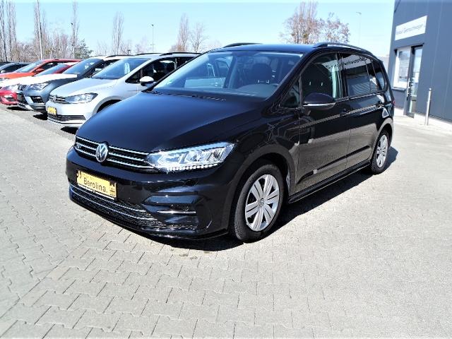 Volkswagen Touran 1.5 TSI R-line DSG *NAVI*LED*ACC*, Jahr 2020, Benzin
