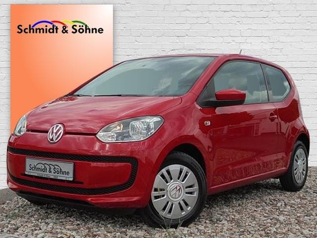Volkswagen up! 1.0 move up!/Navi/Klima Klima Navi, Jahr 2014, Benzin