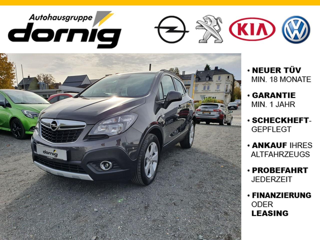 Opel Mokka Edition ecoFlex,Klima, NS, Jahr 2015, Benzin