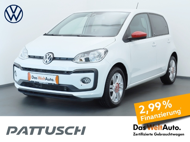 Volkswagen up! 1.0 TSI beats Navi Klima PDC Sitzhzg. GRA, Jahr 2017, Benzin
