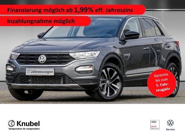 Volkswagen T-Roc IQ.DRIVE 1.5 TSI Navi*Keyless*ACC*AHK*eKla, Jahr 2020, Benzin
