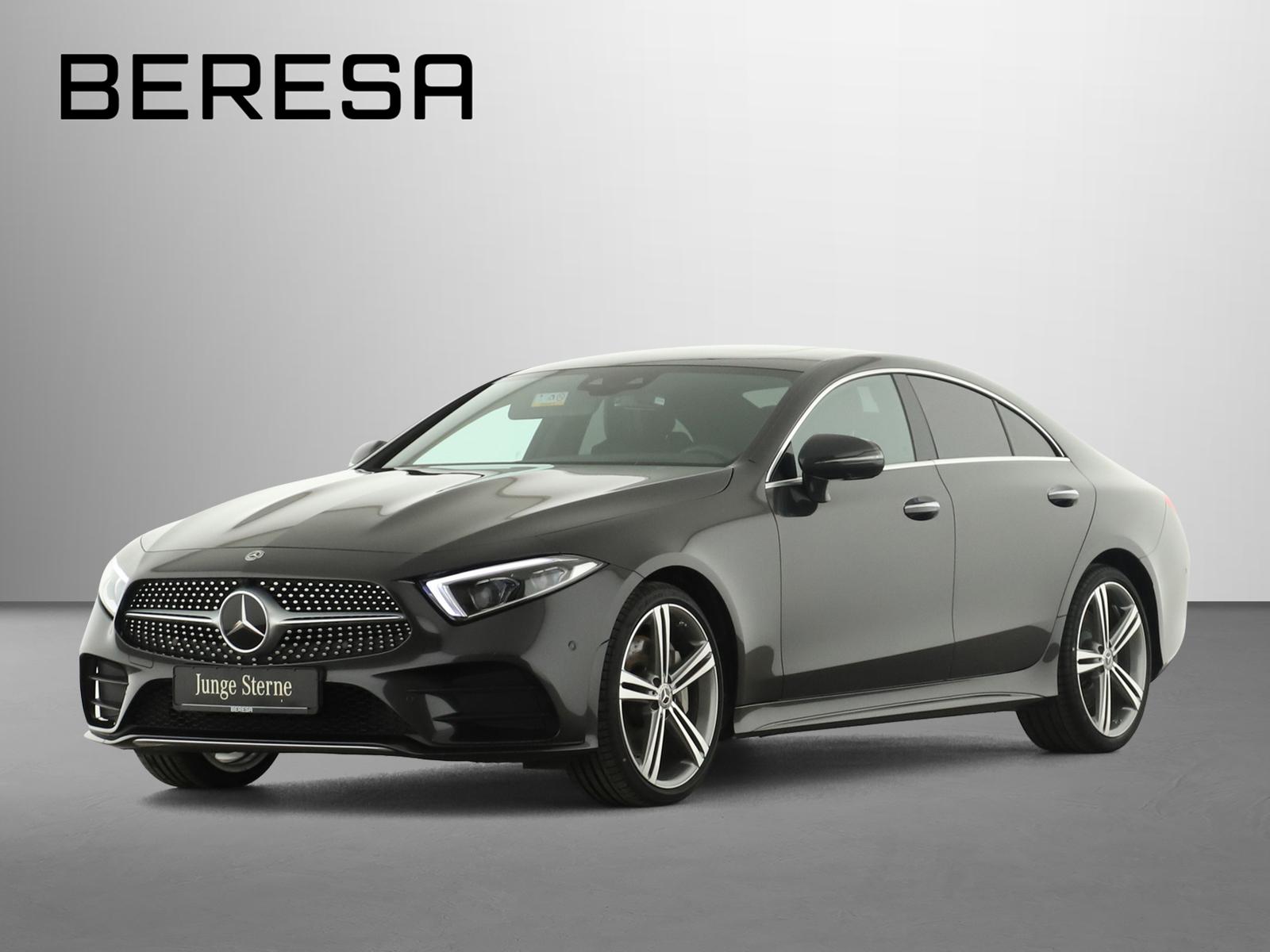 Mercedes-Benz CLS 450 4M AMG HUD Burmester Comand Fahrassist., Jahr 2020, Benzin