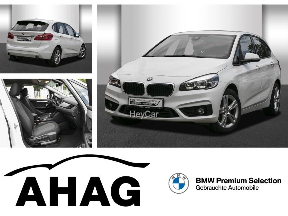 BMW 220 Active Tourer Aut. *NAVI*PDC*Sitzheizung*, Jahr 2018, Benzin