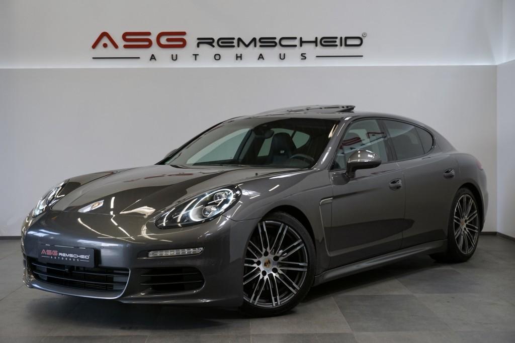 Porsche Panamera Diesel *LED *20 Turbo *360° *GTS AbGas, Jahr 2014, Diesel