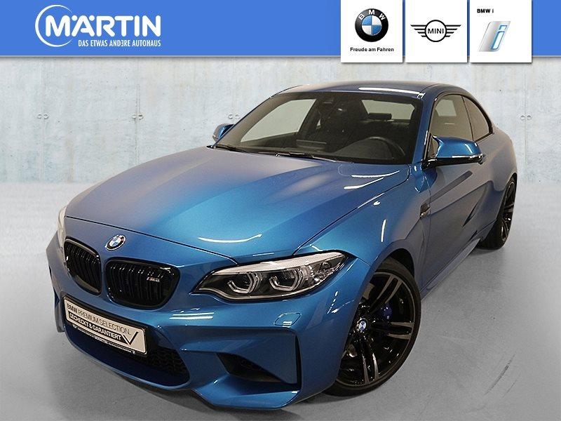 BMW M2 Coupé *HK*HiFi*LED*WLAN*RFK*Navi Prof.*Shz*, Jahr 2018, Benzin