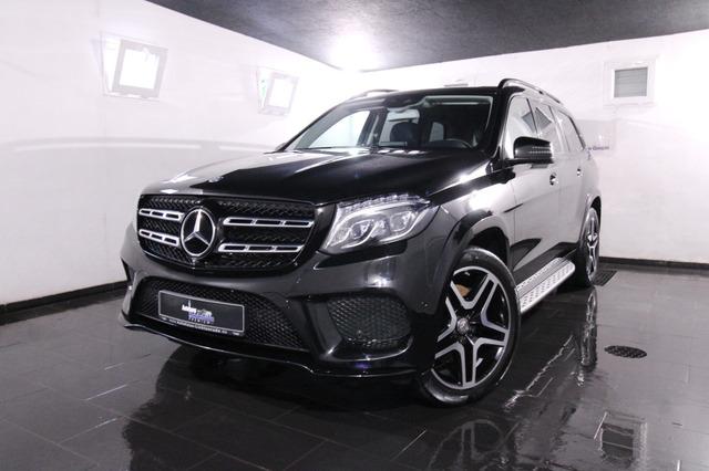 Mercedes-Benz GLS 350 D 4M AMG STDHZG|360°|LED|H&K SOUND|NIGHT, Jahr 2016, Diesel
