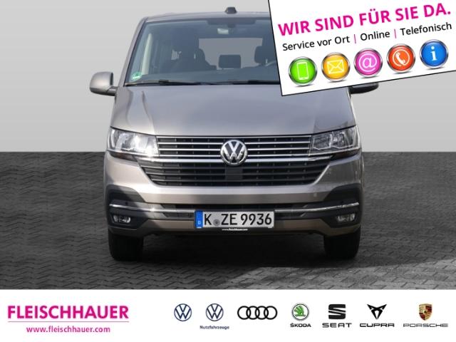 Volkswagen Multivan 6.1 Comfortline 2,0 l 110 kW TDI NAVI ACC, Jahr 2020, Diesel