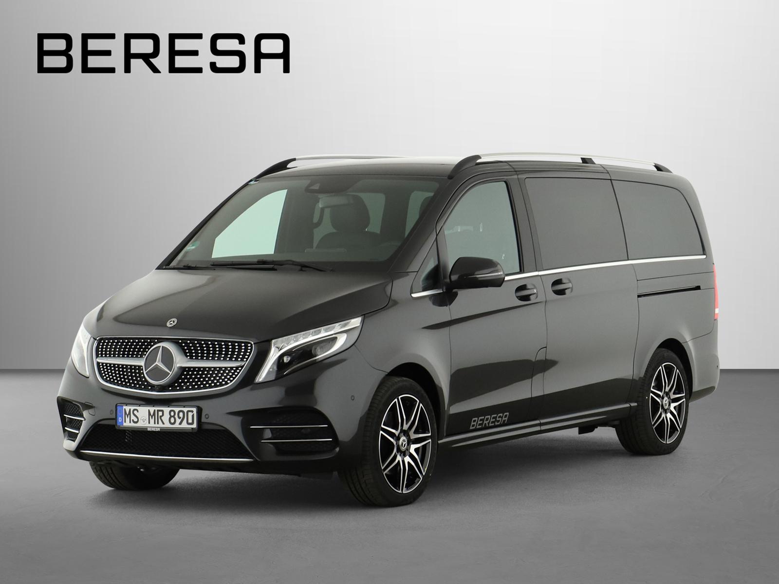 Mercedes-Benz V 300 Exclusive Lang 4M Fahrassist., Jahr 2021, Diesel
