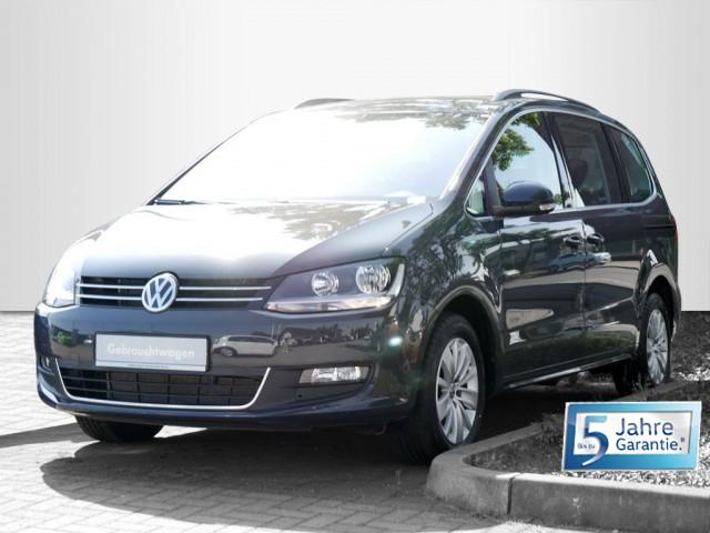 Volkswagen Sharan 2.0TDI DSG NAVI 7-Sitze 3J-Garantie PDC, Jahr 2020, Diesel