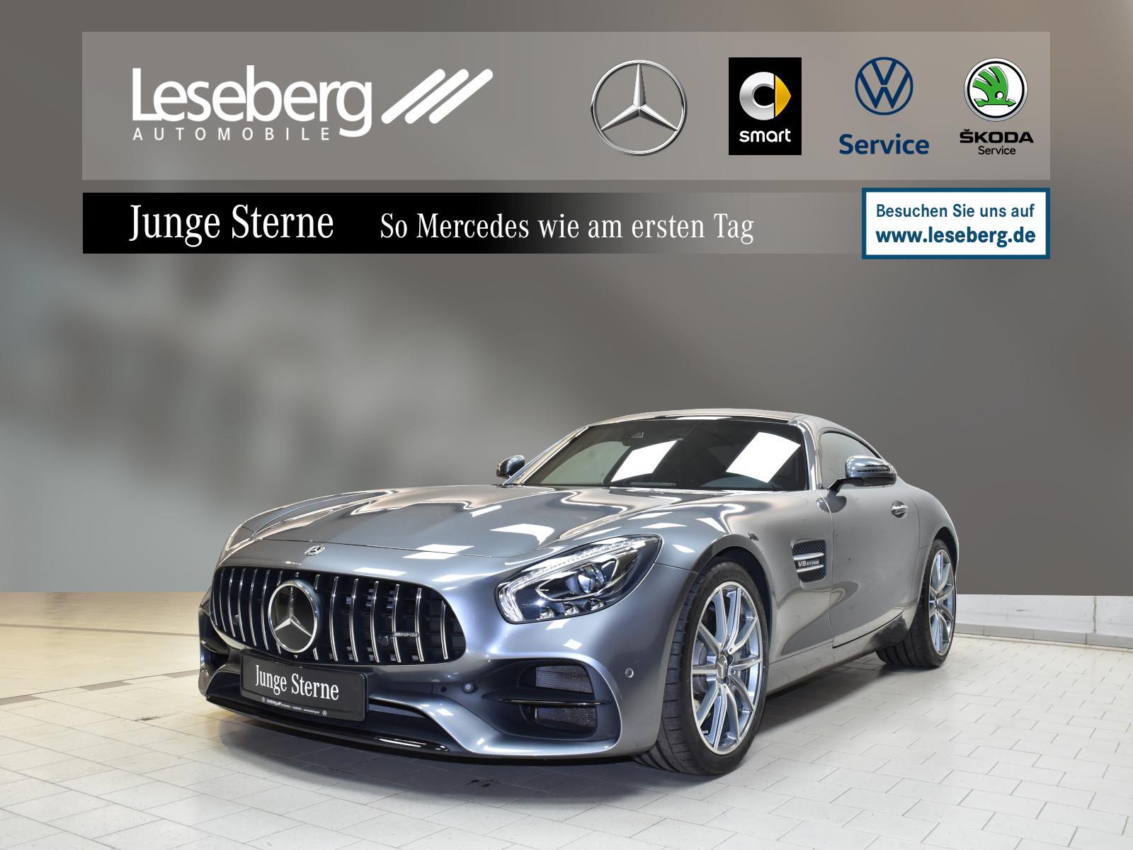 Mercedes-Benz AMG GT Coupé Kamera/LED/COMAND/Keyless/Distronic, Jahr 2016, Benzin