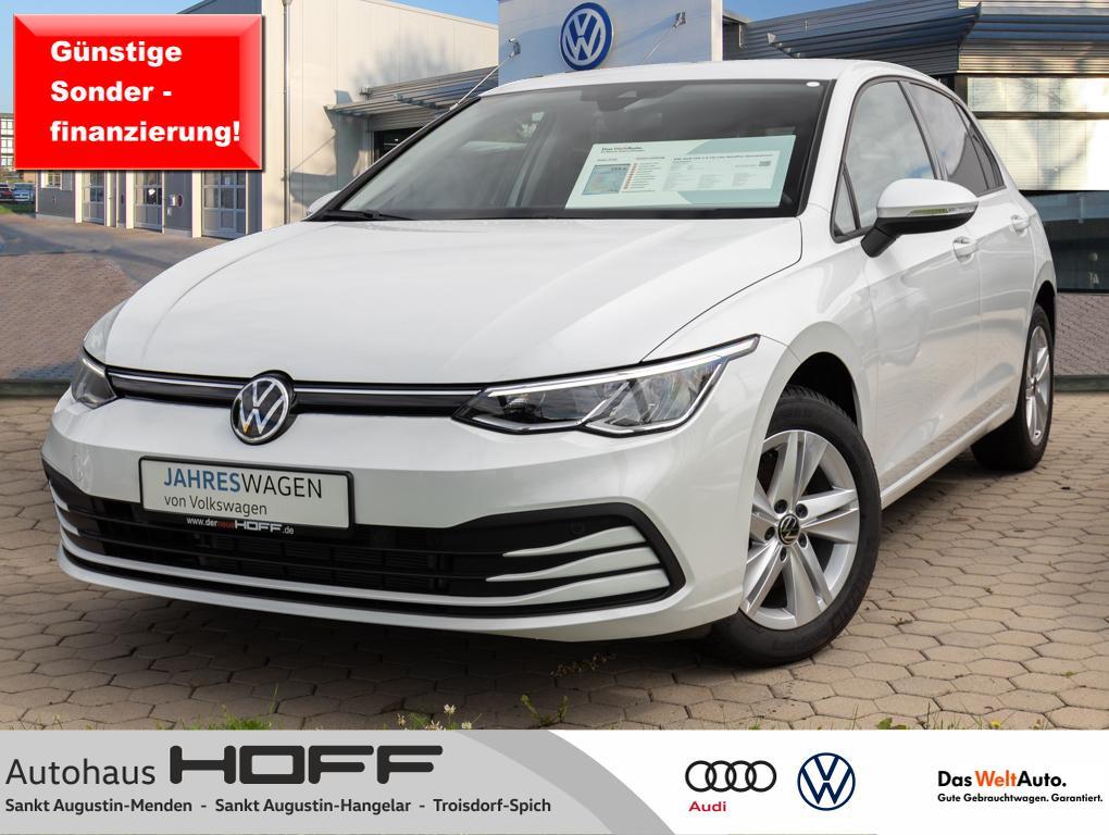 Volkswagen Golf VIII 1.0 TSI Life NaviPro Ganzjahresreif. A, Jahr 2020, Benzin