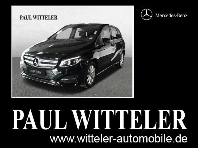Mercedes-Benz B 180 Komfort/LED/Klimaanlage/Sitzhzg/Totw.-Assi, Jahr 2014, Benzin