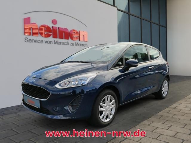 Ford Fiesta 1.1 Trend EU6d-T TEMPOMAT KLIMA WINTERPAK., Jahr 2019, Benzin