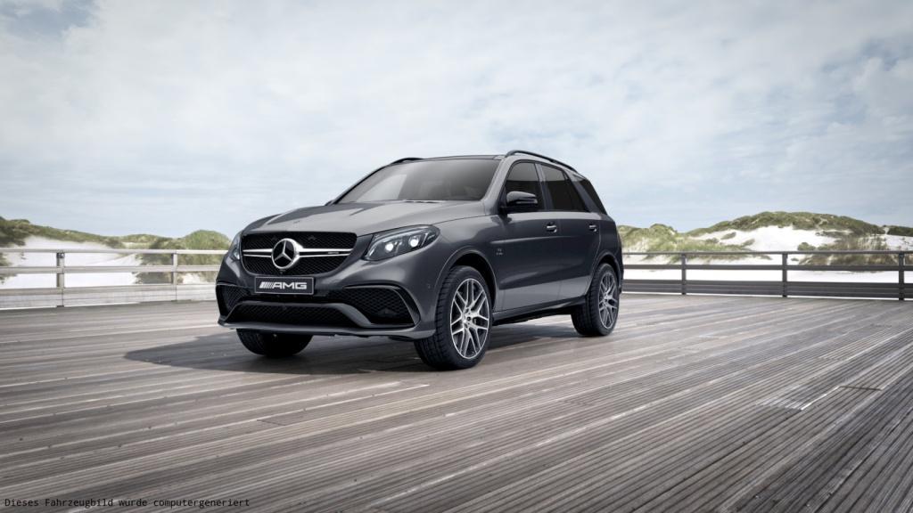 Mercedes-Benz GLE 63 4MATIC Off-Roader Harman/Drivers P., Jahr 2017, Benzin