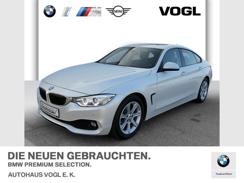 BMW 420d Gran Coupé,SHZ,PDC,Rückfahrkamera:AHK, Jahr 2016, Diesel