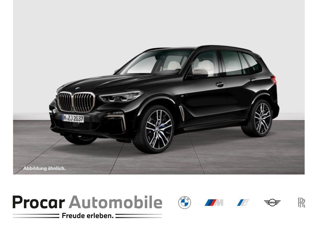 BMW X5 M50d Gestiksteuerung HK HiFi DAB LED WLAN, Jahr 2018, Diesel