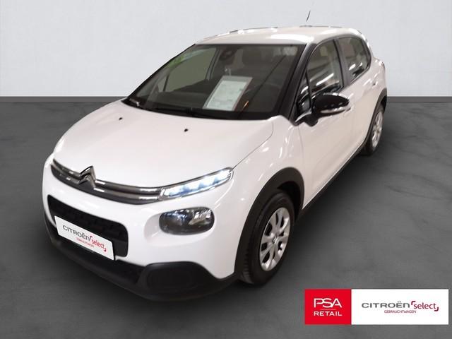 Citroën C3 Pure Tech 82 FEEL, Jahr 2018, Benzin