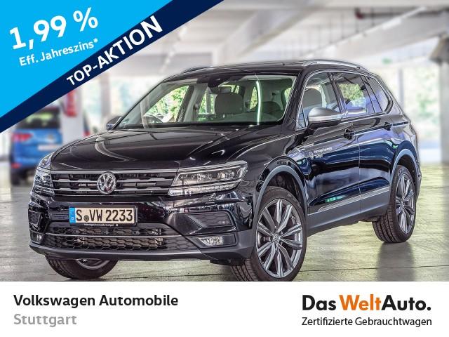 VW Tiguan finanzieren