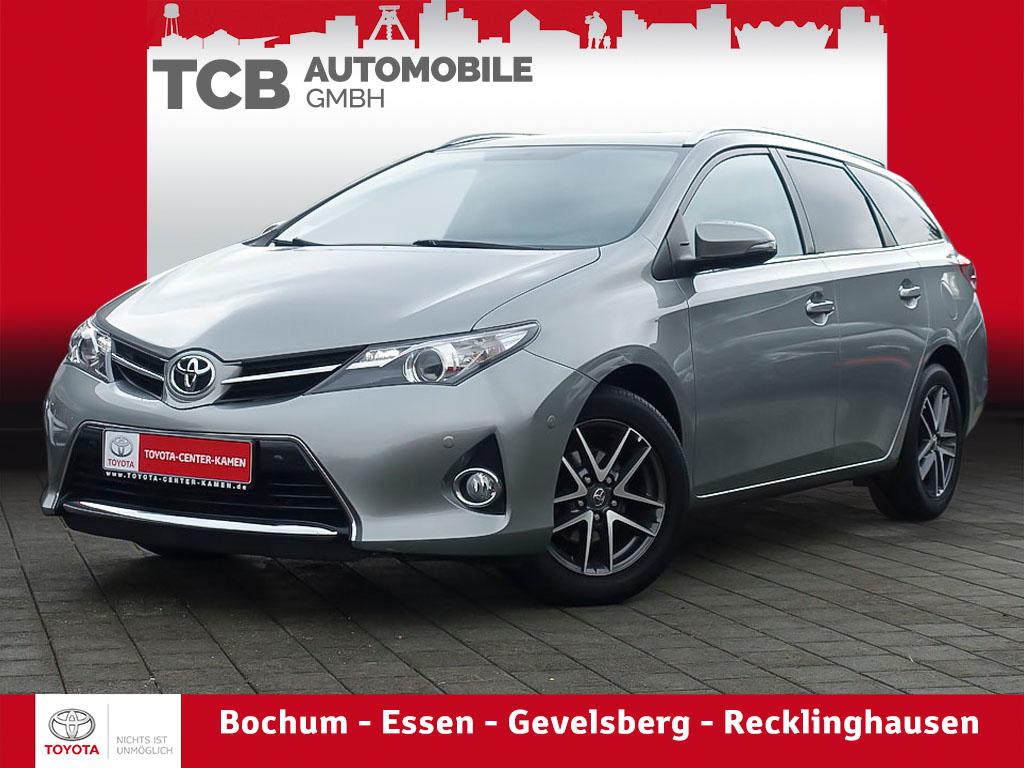 Toyota Auris Touring Sports Edition 1,6-l Klima*LM*SHZ, Jahr 2015, Benzin