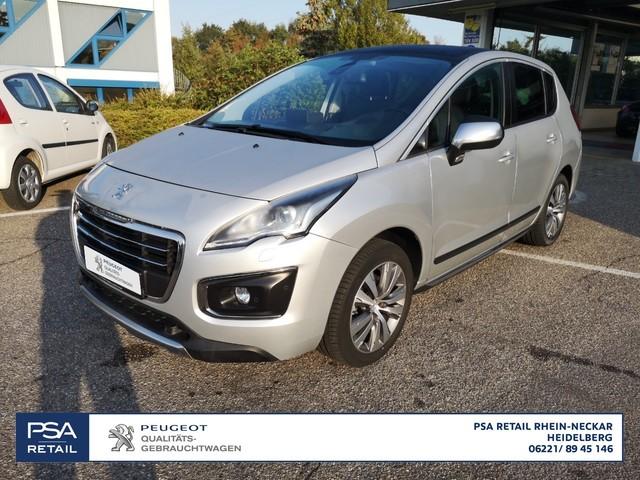 Peugeot 3008 Allure HDi 160 Automatik*Navi*Xenon*SHZ*WR*, Jahr 2015, Diesel