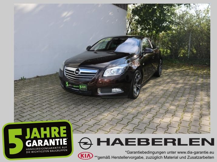 Opel Insignia 2.0 CDTI Active Navi*Bi-Xenon*18''ALU*, Jahr 2013, Diesel
