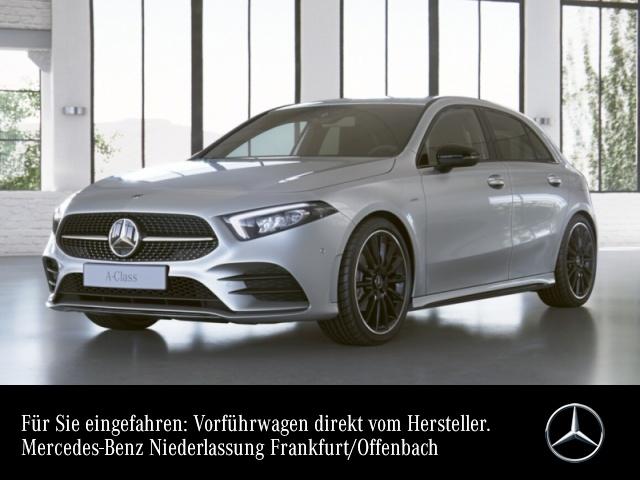 """Mercedes-Benz A 180 EDITION 2020+AMG+Night+LED+19""""+Totw+7G, Jahr 2021, petrol"""