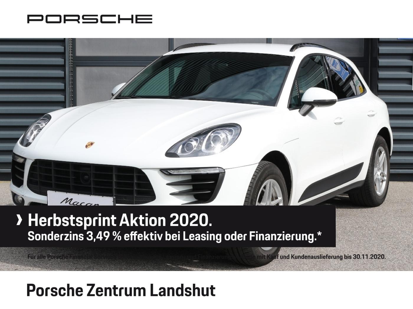 Porsche Macan S Diesel   PASM  , Jahr 2014, Diesel