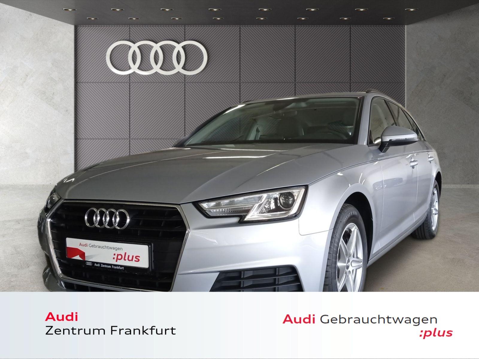 Audi A4 Avant 2.0 TDI Xenon Navi PDC Tempomat, Jahr 2018, Diesel