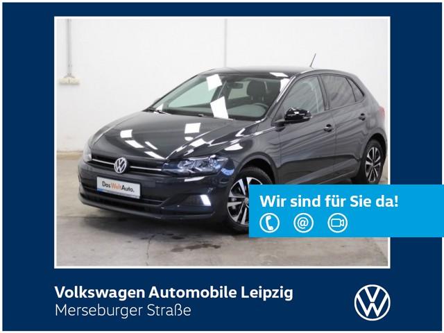 "Volkswagen Polo ""IQ.DRIVE"" 1.0 *SHZ*PDC*Tempomat*, Jahr 2020, petrol"